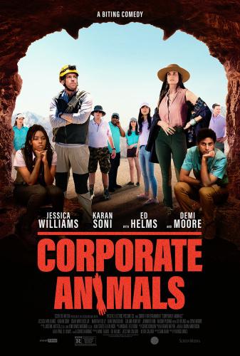 Corporate Animals (2019) BluRay 720p YIFY