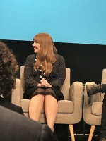 Bryce Dallas Howard - NBC Universal panel in NYC 4/11/18