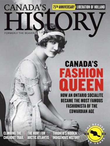 Canadas History FebruaryMarch (2020)