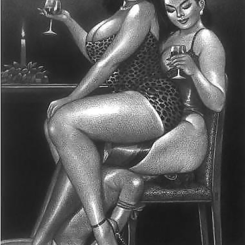 Lesbian bbw mistress