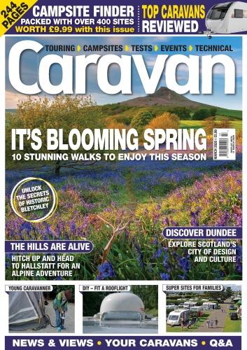 Caravan Magazine - March (2020)