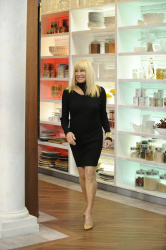 Suzanne Somers - The Chew: November 15th 2017