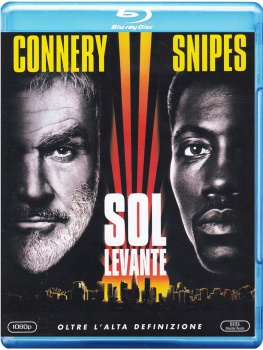 Sol levante (1993) Full Blu-Ray 24Gb AVC ITA SPA DTS 5.1 ENG DTS-HD MA 5.1