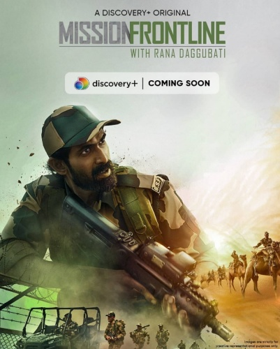 Mission Frontline S01 EP 01 Rana With India-s Finest 2021 1080p DSCV WEB-DL AAC 2 0 x264-TT Exclu...