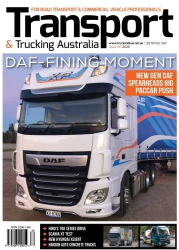Transport & Trucking Australia - Issue 130 (2020)