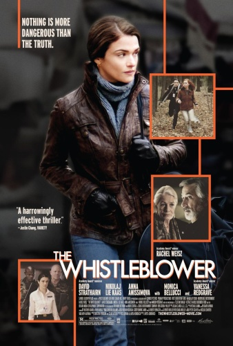 The Whistleblower (2020) 720p BluRay x264 [Multi Audios][Tamil+Hindi+English]