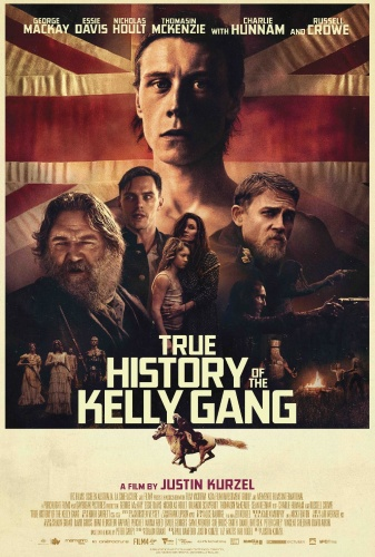 True History of the Kelly Gang 2019 BRRip XviD AC3-EVO