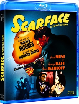 Scarface - Lo sfregiato (1932) Full Blu-Ray 30Gb AVC ITA DTS 2.0 ENG DTS-HD MA 2.0 MULTI