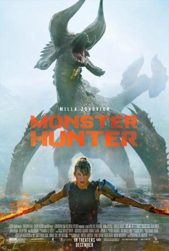 Monster Hunter 2020 720p HDCAM-C1NEM4