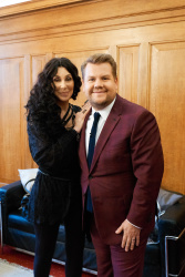 Cher - The Late Late Show with James Corden: June 19th 2018