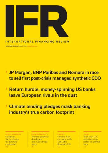 IFR Magazine  January 25 (2020)