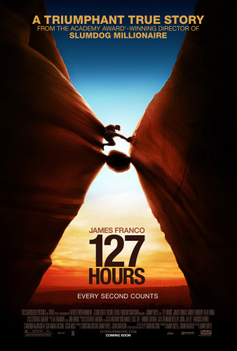 127 Hours (2010) 720p BRRip x264 [Dual Audio][Hindi+English] KMHD