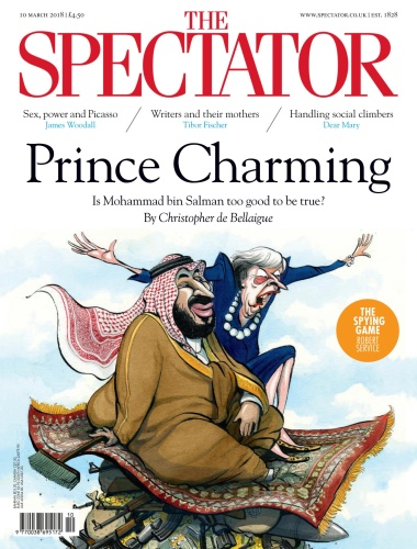 The Spectator - March 08 (2018)