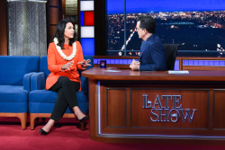 Tulsi Gabbard - The Late Show with Stephen Colbert: March 11th 2019