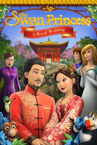 The Swan Princess A Royal Wedding 2020 HDRip XviD AC3-EVO