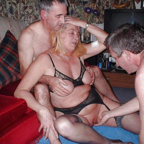 Real mature amateur swingers