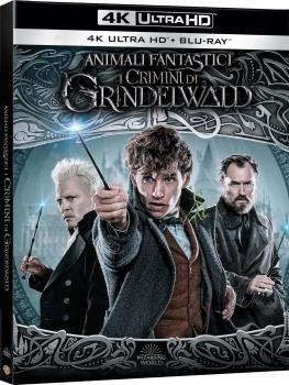 Animali fantastici - I crimini di Grindelwald (2018) Full Blu-Ray 4K 2160p UHD HDR 10Bits HEVC ITA FRE GER ENG Atmos/TrueHD 7.1