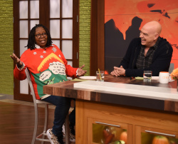 Whoopi Goldberg - The Chew: November 14th 2017