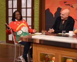 Whoopi Goldberg - The Chew: November 14th 2017