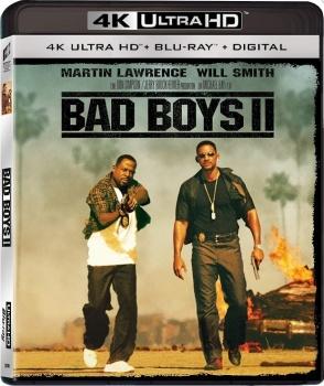 Bad Boys II (2003) Full Blu-Ray 4K 2160p UHD HDR 10Bits HEVC ITA DTS-HD MA 5.1 ENG TrueHD 7.1 MULTI
