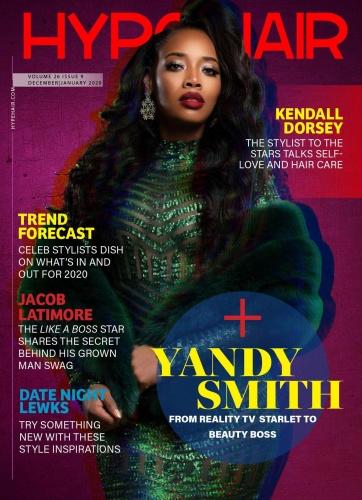 Hype Hair & Beauty - Issue 9 - December 2019 - January (2020)