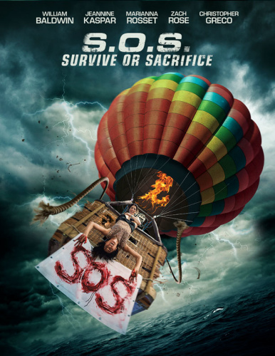 SOS Survive or Sacrifice 2020 HDRip XviD AC3-EVO