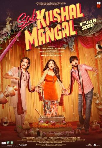 Sab Kushal Mangal (2020) 1080p WEB-DL AVC AAC ESub-BollywoodA2z