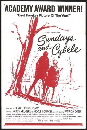 Sundays and Cybele 1962 (French-1 Oscar) 1080p BRRip x264-Classics