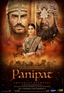 Panipat (2019) Hindi  720p HDCAM x264 AAC Esub ⭐NO LOGO⭐
