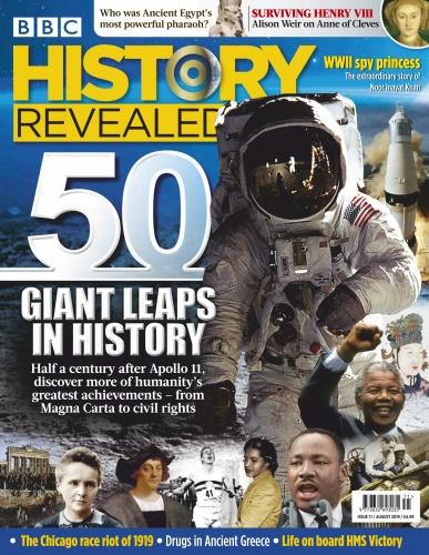 History Revealed - 08 (2019)