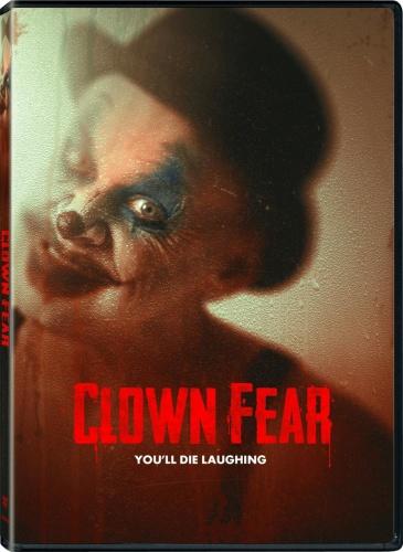 Clown Fear 2020 720p WEB-DL XviD AC3-FGT