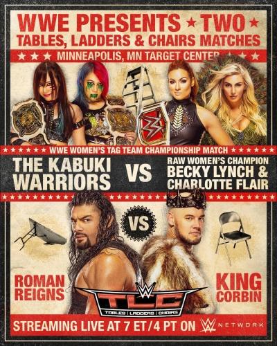 WWE TLC 2019 PPV HDTV -Star