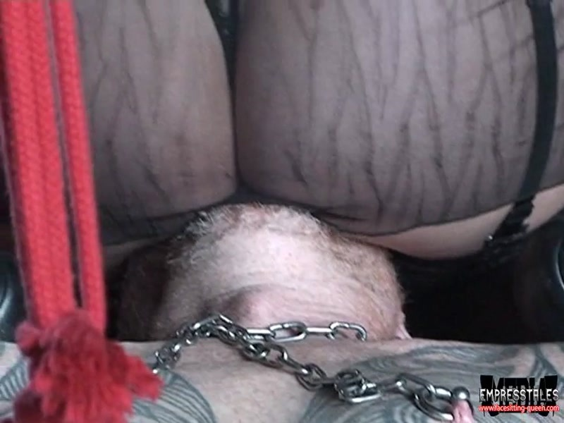 MISTRESS KELLY KALASHNIK starring in video Balls in distress) [SD 576P]