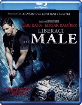 Liberaci dal male (2014) Full Blu-Ray 35Gb AVC ITA ENG DTS-HD MA 5.1 MULTI
