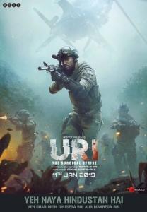 Uri The Surgical Strike 2019 1080p Bluray Hindi AAC x264 MoviesMB