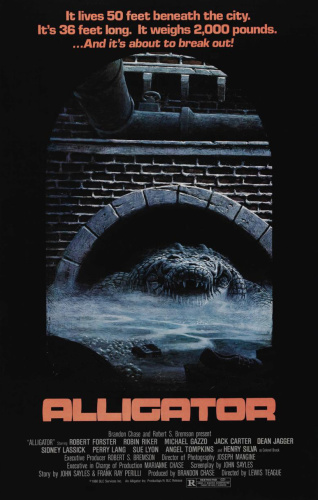 Alligator (1980) 720p BluRay x264 ESubs [Dual Audio][Hindi+English] -=!Dr STAR!=-