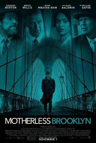 Motherless Brooklyn 2019 HDRip XviD B4ND1T69