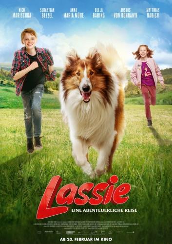 Lassie Come Home 2020 1080p BRRip DD5 1 X 264-EVO