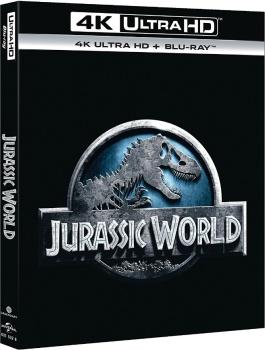 Jurassic World (2015) Full Blu-Ray 4K 2160p UHD HDR 10Bits HEVC ITA DTS 5.1 ENG DTS-HD MA 7.1 MULTI