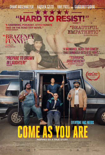 Come As You Are 2019 1080p WEB-DL DD5 1 H264-FGT