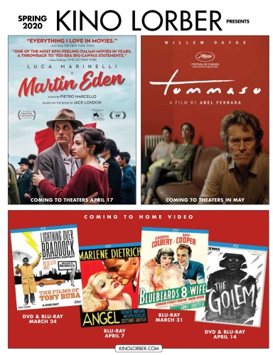 Cinema Scope - March (2020)