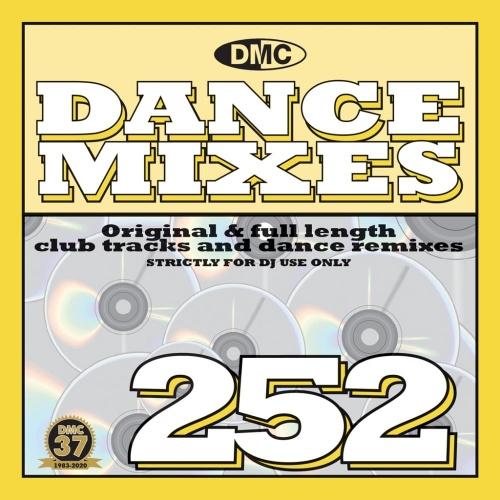 DMC   Dance Mixes 252