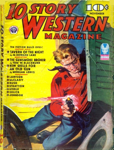 Old Pulp Magazines Collection 79