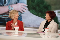 Olivia Newton-John - The Talk: March 11th 2019