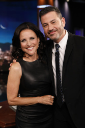 Julia Louis-Dreyfus - Jimmy Kimmel Live: July 31st 2019