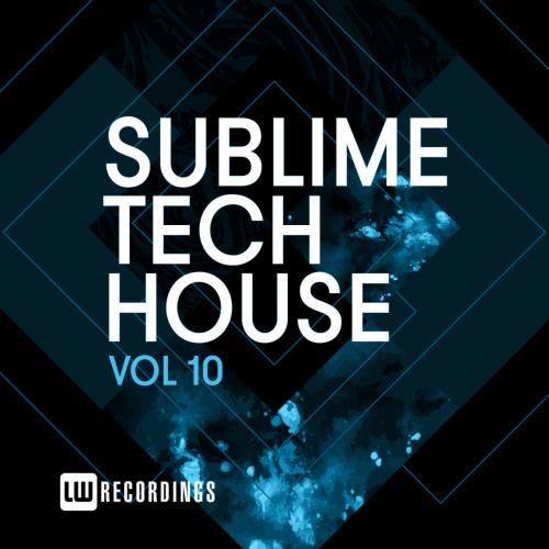 Sublime Tech House Vol  10 (2020)