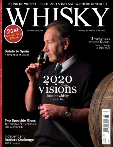 Whisky Magazine  January (2020)