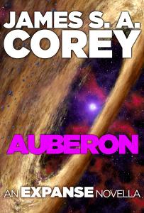 Auberon by James S  A  Corey