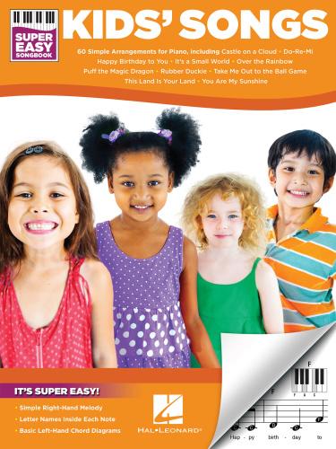 Kids Songs Super Easy Songbook     (2017)