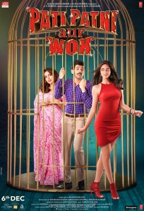 Pati Patni Aur Woh (2019) Hindi 480p PreDVD Rip x264 AAC 700MB CineVood Exclusive